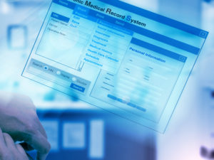 Growing relationship between PACS and EMR